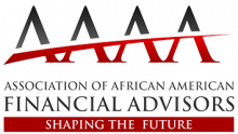 Association of African American Financial Advisors logo